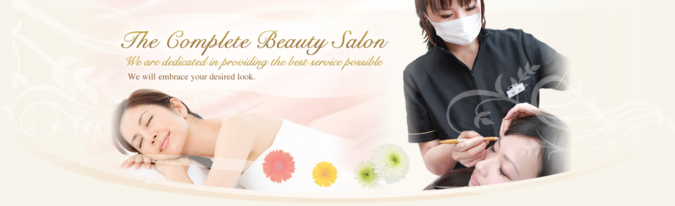 The Complete Beauty Salon